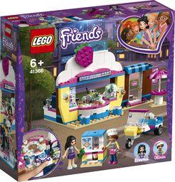 LEGO FRIENDS Cukiernia z babeczkami Olivii (41366)