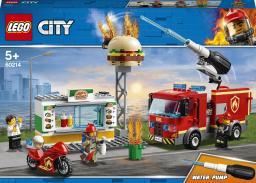 LEGO City Na ratunek w płonącym barze (60214)