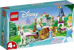 LEGO DISNEY PRINCESS Przejażdżka karetą Kopciuszka (41159)