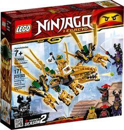 LEGO NINJAGO Złoty Smok (70666)