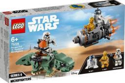 LEGO STAR WARS Kapsuła ratunkowa kontra Dewback 75228