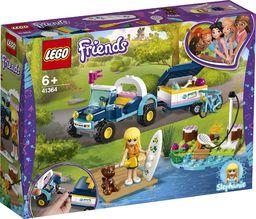LEGO Łazik z przyczepką Stephanie 41364