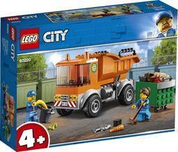LEGO CITY Śmieciarka (60220)