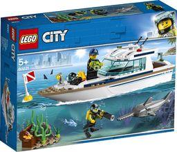 LEGO CITY Jacht (60221)