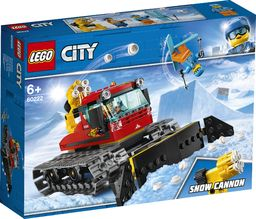LEGO CITY Pług gąsienicowy (60222)