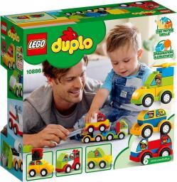 LEGO DUPLO Moje pierwsze samochodziki (10886)