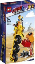 LEGO MOVIE 2 Trójkołowiec Emmeta (70823)