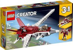 LEGO CREATOR Futurystyczny samolot (31086)