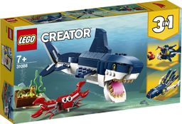 LEGO CREATOR Morskie stworzenia (31088)