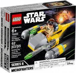 LEGO STAR WARS  Naboo Starfighter 75223