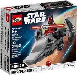 LEGO STAR WARS  Sith Infiltrator 75224