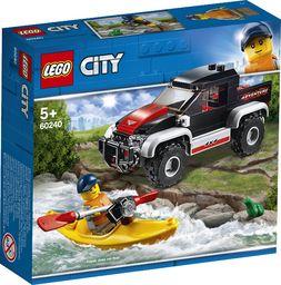 LEGO CITY Przygoda w kajaku 60240