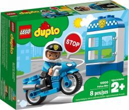 LEGO DUPLO Motocykl policyjny (10900)