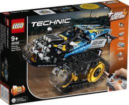 LEGO TECHNIC  Sterowana wyścigówka kaskaderska (42095)