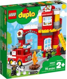 LEGO DUPLO  Remiza strażacka (10903)