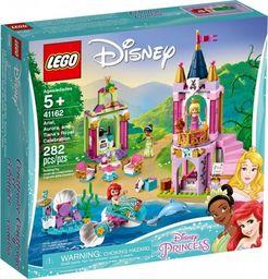 LEGO DISNEY PRINCESS Królewskie przyjęcie Arielki, Aurory i Tiany (41162)