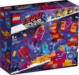 LEGO MOVIE 2 Pudełko konstruktora Królowej Wisimi! (70825)