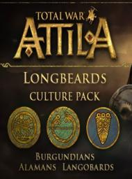 Total War: ATTILA - Longbeards Culture Pack, ESD