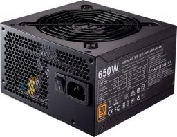 Zasilacz Cooler Master MWE 650W 80+ Bronze (MPX-6501-ACAAB-EU)