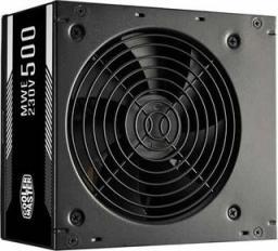 Zasilacz Cooler Master MWE 500 80+ (MPW-5002-ACABW-EU)