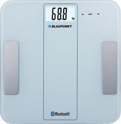 Waga łazienkowa Blaupunkt Waga personalna BSM701BT z Bluetooth i funkcją pomiaru tkanek-BLAUPUNKT BSM701BT