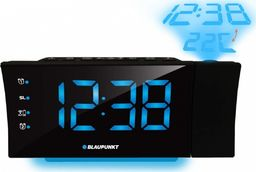 Radiobudzik Blaupunkt z projektorem i ładowaniem USB CRP81USB