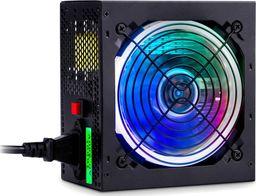 Zasilacz Akyga ATX Pro 650W AK-P3-650 RGB Fan