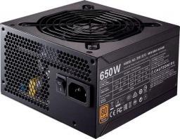 Zasilacz Cooler Master MWE 650W 80+ BRONZE