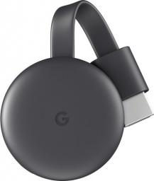 Google Chromecast 3, US + adapter PL (GA00439-US)