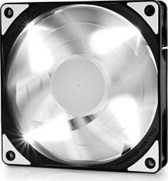 Deepcool TF 120 WHITE czarno-biały, białe LEDy (DPGSFTFTF120WW)