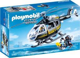 Playmobil Helikopter jednostki specjalnej (9363)