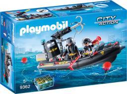 Playmobil Ponton jednostki specjalnej (9362)