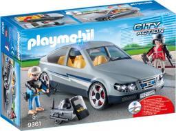 Playmobil Nieoznakowany pojazd jednostki specjalnej (9361)