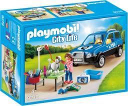 Playmobil Mobilny salon dla psów (9278)