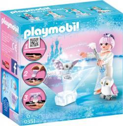 Playmobil Księżniczka lodowy kwiat 9351