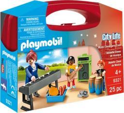 Playmobil Skrzyneczka Lekcja muzyki (9321)
