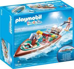 Playmobil Motorówka z silnikiem podwodnym (9428)