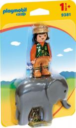 Playmobil Opiekunka zwierząt ze słoniem 9381