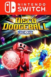 Disco Dodgeball Remix EU Nintendo Switch CD Key