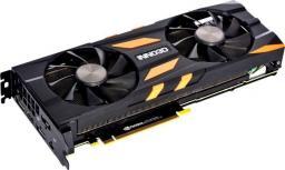 Karta graficzna Inno3D GEFORCE RTX 2070 X2 OC, 8GB DDR6, 256-bit (N20702-08D6X-2511683)