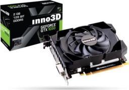 Karta graficzna Inno3D GeForce GTX 1050 Compact, 3GB GDDR5 (N1050-1SDV-L5OM)