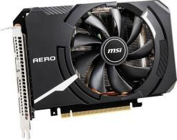 Karta graficzna MSI GeForce RTX 2070 AERO ITX 8G, 8GB GDDR6 (GeForce RTX 2070 AERO ITX 8G)
