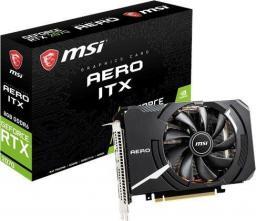 Karta graficzna MSI GeForce RTX 2070 Aero ITX 8GB GDDR6 (GeForce RTX 2070 AERO ITX 8G)