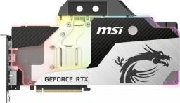 Karta graficzna MSI GeForce RTX 2080 SEA HAWK EK X, 8GB GDDR6 (GeForce RTX 2080 SEA HAWK EK X)