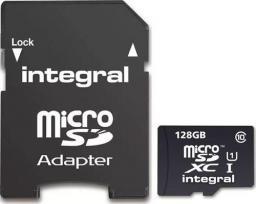 Karta Integral MicroSDXC Ultima PRO 128GB (INMSDX128G10-90U1)