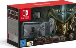 Nintendo Switch + Diablo Eternal Collection Limited Edition