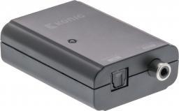Valueline Konwerter Audio TosLink - RCA (KNACO2501)