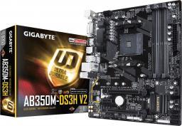 Płyta główna Gigabyte GA-AB350M-DS3H V2