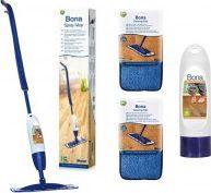 BONA Mop do podłóg olejowanych zestaw Bona Spray