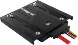 Kieszeń Integral 2.5'' to 3.5'' fitting bracket (inc. 8 screws)
